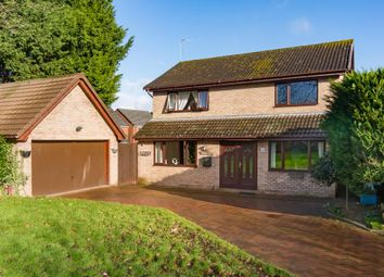 Thumbnail 4 bed detached house for sale in The Springs, Shrewsbury