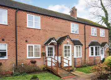 Thumbnail 2 bed flat for sale in Trinity Close, Shenstone, Lichfield