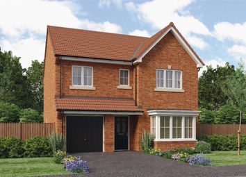 "Thumbnail 4 bed detached house for sale in ""Glenmuir"" at Bevan Way, Widnes"