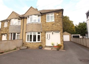 Thumbnail 4 bed semi-detached house for sale in Galloway Lane, Pudsey