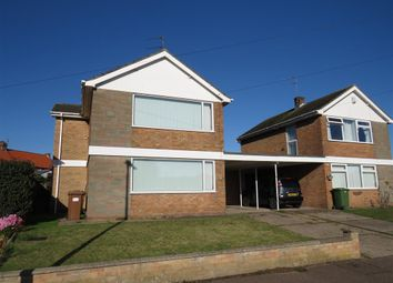 Thumbnail 3 bed link-detached house for sale in Cherry Road, Gorleston, Great Yarmouth