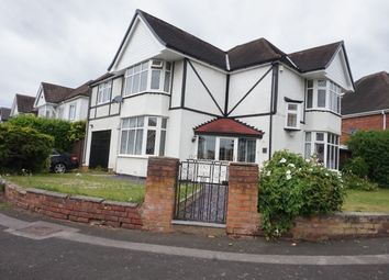 Thumbnail 5 bedroom detached house for sale in Sunnybank Road, Sutton Coldfield