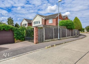 Thumbnail 4 bed detached house for sale in Grymes Dyke Way, Stanway, Colchester, Essex