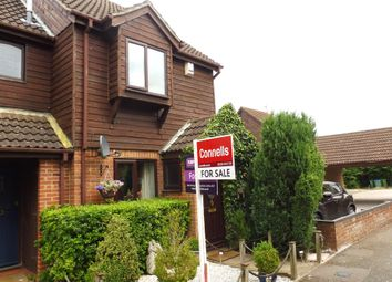 Thumbnail 2 bedroom end terrace house for sale in Magpie Way, Winslow, Buckingham