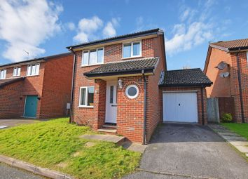 Thumbnail 3 bed detached house for sale in Knights Meadow, Uckfield