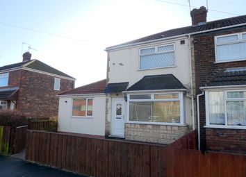 Thumbnail 2 bedroom end terrace house to rent in Lorraine Street, Hull