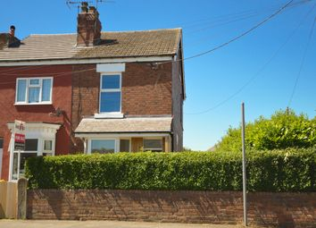 Thumbnail 3 bed end terrace house for sale in Mansfield Road, Killamarsh, Sheffield