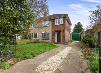 Thumbnail 3 bed semi-detached house for sale in Cozens Hardy Road, Sprowston, Norwich