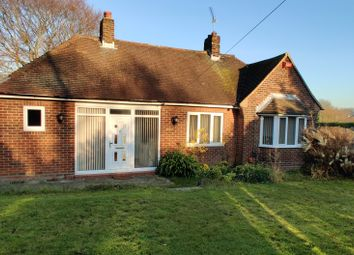 Thumbnail 3 bed bungalow to rent in Gravesend Road, Strood, Rochester