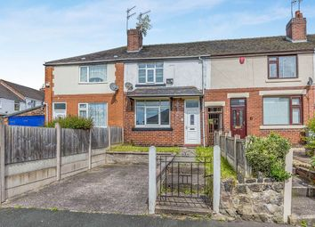 Thumbnail 3 bed terraced house to rent in Cecil Avenue, Hanley, Stoke-On-Trent