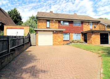 Thumbnail 3 bed semi-detached house for sale in Avenue Road, Erith, Kent