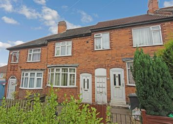Thumbnail 3 bed terraced house for sale in Richmond Close, Leicester