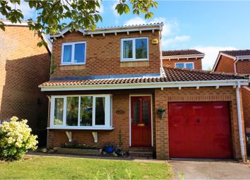 Thumbnail 4 bed detached house for sale in Wheatfield Drive, Doncaster
