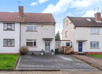 Thumbnail 2 bed semi-detached house for sale in Slades Drive, Chislehurst