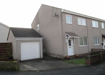 Thumbnail 3 bed semi-detached house to rent in Winchester Drive, Whitehaven