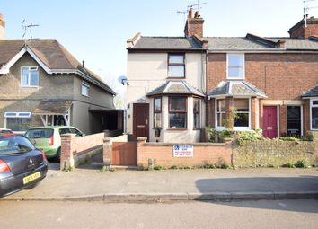 Thumbnail 2 bedroom end terrace house for sale in Laceys Lane, Exning, Newmarket