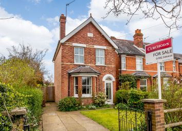 Thumbnail 3 bed detached house for sale in New Haw Road, Addlestone