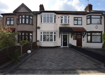 Thumbnail 3 bed terraced house for sale in Glenwood Drive, Gidea Park