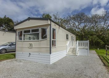 Thumbnail 2 bed mobile/park home for sale in Greenbottom, Chacewater, Truro