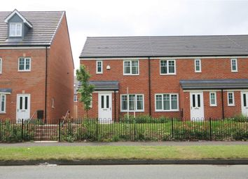 Thumbnail 3 bed end terrace house for sale in Padley Mews, Farrell Street, Warrington