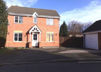 3 bed link-detached house for sale in Owen Close, Thorpe Astley, Braunstone, Leicester LE3