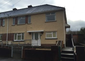 Thumbnail 2 bed flat to rent in Heol Wallasey, Ammanford