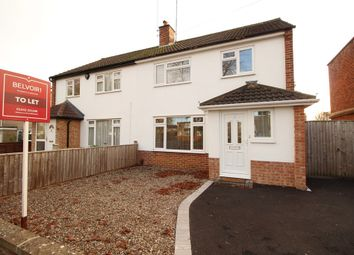 Thumbnail 3 bed semi-detached house to rent in Griffiths Avenue, Cheltenham