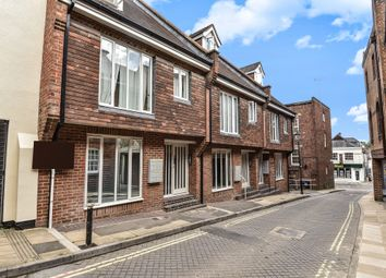 Thumbnail 1 bed flat to rent in St. Clement Street, City Centre, Winchester