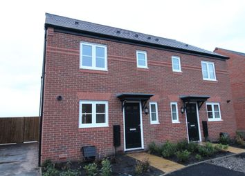 Thumbnail 3 bed semi-detached house to rent in Harecastle Way, Sandbach