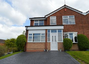 Thumbnail 4 bed semi-detached house to rent in Gayfield Avenue, Brierley Hill