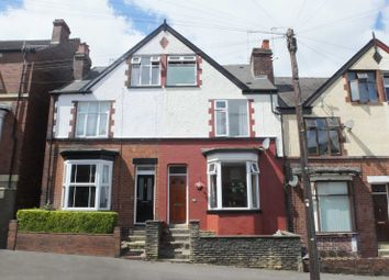 Thumbnail 4 bed terraced house for sale in Harbord Road Woodseats, Sheffield