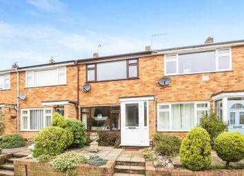 Thumbnail 2 bed terraced house for sale in Dirdene Close, Epsom