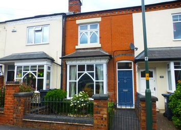 Thumbnail 2 bed terraced house to rent in Park Hill Road, Harborne, Birmingham, West Midlands