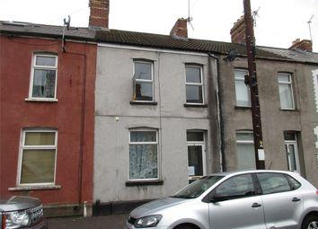 Thumbnail Terraced house for sale in Devon Street, Grangetown, Cardiff