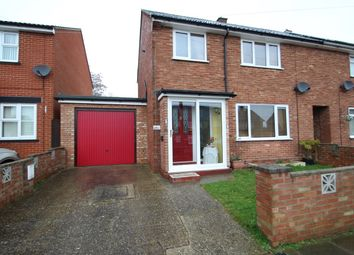 Thumbnail 3 bed terraced house for sale in Sheldrake Drive, Ipswich