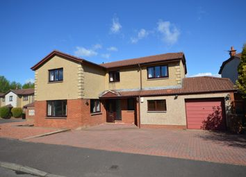 Thumbnail 5 bed detached house for sale in Liggars Place, Dunfermline