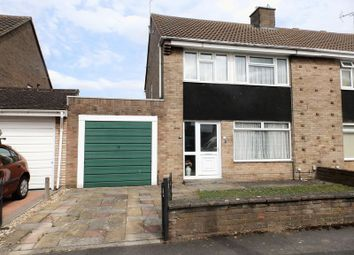 Thumbnail 3 bedroom semi-detached house for sale in Hunters Grove, Swindon
