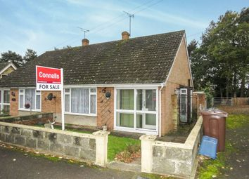 Thumbnail 2 bed semi-detached bungalow for sale in Yeoman Gardens, Willesborough, Ashford