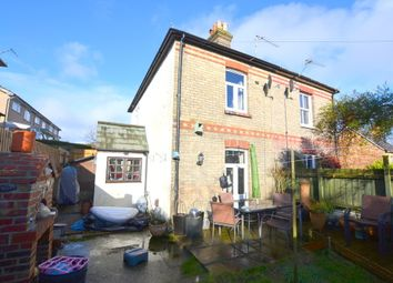 Thumbnail 2 bedroom cottage for sale in Churchill Road, Parkstone, Poole