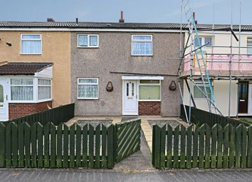 Thumbnail 3 bedroom terraced house for sale in Jetcourt, Hull