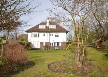 Thumbnail 3 bed maisonette for sale in Warren Road, Guildford