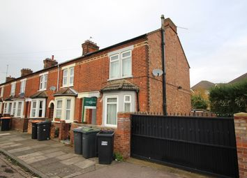 Thumbnail 3 bedroom end terrace house to rent in Bridge Road, Bedford