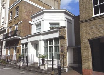 Thumbnail 3 bed semi-detached house to rent in Stonemasons House, Borough SE1,