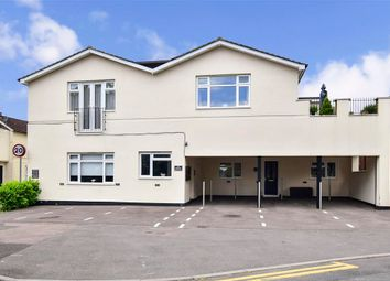 Thumbnail 1 bed flat for sale in Bull Lane, Eccles, Kent