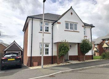 Thumbnail 4 bed detached house for sale in Rhodfa Morgan Drive, Llangunnor, Carmarthen