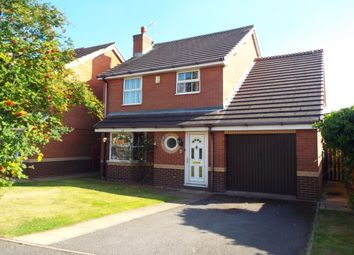 Thumbnail 4 bed detached house to rent in Sandfield Road, Toton, Beeston, Nottingham