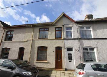 Thumbnail 2 bed terraced house to rent in Hylton Terrace, Bedlinog, Treharris