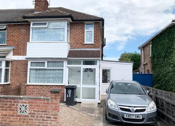Thumbnail 3 bed semi-detached house for sale in Totland Avenue, Leicester