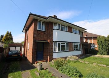 Thumbnail 3 bed semi-detached house for sale in Gaston Bridge Road, Shepperton