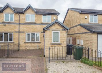 Thumbnail 3 bed semi-detached house for sale in Coleshill Way, Bradford